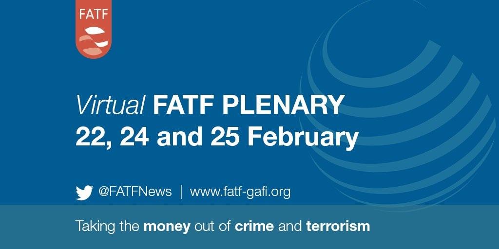 Outcomes FATF Plenary, 22, 24 and 25 February 2021